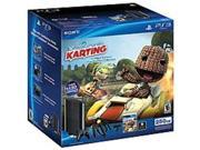 Sony 711719991311 PlayStation 3 Slim 250 GB, Little Big Planet Karting Move Bundle
