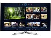 Samsung 7 Series UN65F7100 65-inch Widescreen LED 3D Smart TV - 1920 x 1080 - Clear Motion Rate 720 - Wi-Fi - HDMI