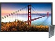 NEC MultiSync X Series X552S-PC 55-inch Digital Signage Solution with Single Board Computer - 1080p - Widescreen - 16:9 - 500 cd/m2 - 3000:1 - LED-Backlit - HDMI, DVI/VGA