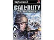 Activision Call of Duty: Finest Hour - First Person Shooter Retail - PlayStation 2