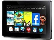 Amazon Kindle Fire HD KNDFRHD8WIFI  Tablet PC - 8 GB Memory - 7-inch Display - Wi-Fi - Fire OS 3.0 - Black