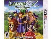 Game Mill 834656090234 Legends of Oz: Dorothys Return - Nintendo 3DS