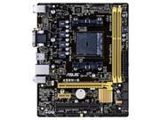 Asus A58M-E Desktop Motherboard - AMD A58 Chipset - Socket FM2+ - Micro ATX - 1 x Processor Support - 32 GB DDR3 SDRAM Maximum RAM - 2.40 GHz (O.C.) Memory Speed Supported - 2 x Memory Slots - ...