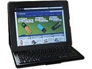 Verbatim 023942980216 Folio Slim Case with Keyboard for Apple iPad 2 3 4 Bluetooth