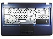 HP 615386-001 Top Cover with Touchpad for Pavilion DV5-2045DX, DV5-2050CA Notebook PC - Dark Blue