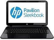 HP Pavilion Sleekbook D2W27UA 15-B123NR Notebook PC - AMD A6-4455M 2.1 GHz Dual-Core Processor - 4 GB DDR3 SDRAM - 500 GB Hard Drive - 15.6-inch Display - Windows 8 64-bit - Black