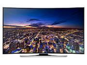 Samsung HU8700 Series UN65HU8700 65-inch Curved 4K Ultra HD Smart LED TV - 3840 x 2160 - 1320 Clear Motion Rate - 3D - Wi-Fi - HDMI, USB - Black