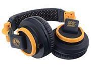 Ecko - Eku-std-bk - Ecko Unlimited Eku-std-bk Studio Headphones With Microphone