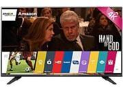 LG 49UF7600 49-inch LED Smart 4K UHDTV - 3840 x 2160 - Quad-Core Processor - webOS - TruMotion 120 Hz - Wi-Fi - HDMI