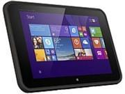 HP Pro Tablet 10 EE G1 L3Z81UT Smart Buy 10.1-inch Tablet PC - Intel Atom Z3735G 1.33 GHz Quad-Core Processor - 1 GB DDR3L SDRAM - 32 GB Flash Memory - Windows 8.1 Professional 32-bit - Black