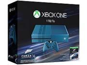 Microsoft Xbox One Limited Edition Forza Motorsport 6 Gaming Console Bundle, NO GAME INCLUDED