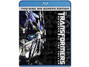 Paramount 032429075147 Transformers: Revenge of the Fallen - Two-Disc Big Screen Edition - Blu-ray 9SIA22F3WM9742