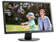 "HP 24"" LED HD Monitor Black 24uh"