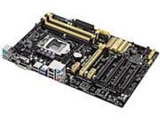 Asus B85-PLUS 90MB0EG0-M0EAY0 ATX Desktop Motherboard - Intel B85 Express Chipset - Socket H3 LGA-1150 - 1 x Processor Support - 32 GB DDR3 SDRAM - Supports AMD Quad-GPU CrossFireX - 4 x SATA 6 ...