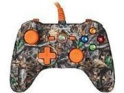 PowerA 617885004766 Mini Pro Wired Controller - Xbox 360 - Timber