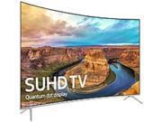 Samsung 8-Series UN55KS8500 55-inch Class 4K SUHD Smart Curved LED TV - 3840 x 2160 - 240 MR - Black 9SIA22F4R86699