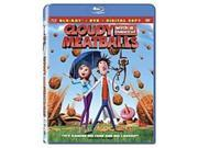 Sony Pictures Home ENT 043396215665 Cloudy With a Chance of Meatballs - 2 Discs - Blu-ray - 90 Minutes 9SIA22F4RH5617