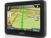 Magellan Raodmate 5635T-LM RM5635SWLUC GPS With Maps and Traffic - Black