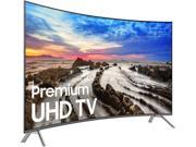 "Samsung 55"" Class (54.5"" Diag.) LED Curved 2160p Smart 4K Ultra HD TV with High Dynamic Range Black UN55MU8500FXZA"