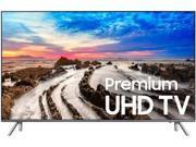 "Samsung 65"" Class (64.5"" Diag.) LED 2160p Smart 4K Ultra HD TV with High Dynamic Range Black UN65MU8000FXZA"