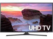 "Samsung 75"" Class (74.5"" Diag.) LED 2160p Smart 4K Ultra HD TV Gray UN75MU6300FXZA"