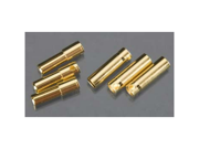 Castle Creations CCBUL43 M0001 4mm Bullet Connector 16g/13g 75a (3)