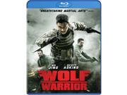 Wolf Warrior (2015, Blu-ray, New) 9SIA22M3BB1275