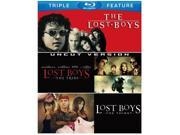 The Lost Boys/Lost Boys: the Tribe [Uncut]/Lost Boys: the Thirst [3 Discs] [Blu-Ray] 9SIV0W86KC7627
