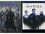 The Matrix [2 Discs] [Blu-Ray/Dvd] 9SIA17P3ES5490