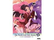 The World God Only Knows: Season Two [2 Discs] 9SIAA763XA2836
