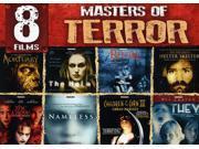 Masters of Terror: 8 Films [2 Discs]