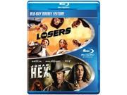 The Losers/Jonah Hex [Blu-Ray] 9SIAA763US4356