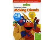 Preschool Is Cool: Making Friends Format: DVD Rating: Not Rated Genre: Children & Family Year: 2012 Release Date: 2012-10-02 Studio: Sesame Street