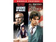 Absence of Malice/and Justice for All 9SIAA763XB6336