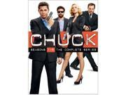 Chuck: the Complete Series [23 Discs] 9SIA17P3ET1628