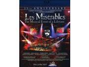 Les Miserables: 25th Anniversary [Blu-Ray] 9SIV1976XW8252