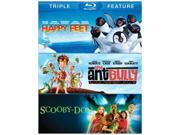 Happy Feet/Ant Bully/Scooby-Doo: the Movie 9SIAA763US4862