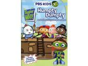 Humpty Dumpty & Other Fairytale Adventures Format: DVD Rating: Not Rated Genre: Animation / Anime Runtime: 6000 Release Date: 2011-03-15 Studio: PBS HOME VIDEO