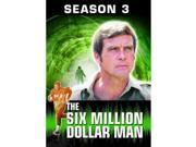 The Six Million Dollar Man: the Complete Season Three [6 Discs] 9SIV1976XZ6838