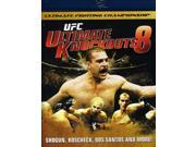 Ultimate Fighting Championships: Ultimate Knockouts, Vol. 8 [Blu-Ray] 9SIAA763US9635
