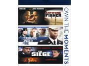 Antwone Fisher/Courage Under Fire/Siege 9SIA0ZX4414222