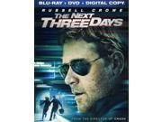 The Next Three Days [2 Discs] [Includes Digital Copy] [Blu-Ray/Dvd] 9SIAA763US9603