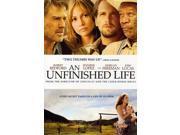 An Unfinished Life Format: DVD Rating: PG-13 Genre: Drama Year: 2005 Release Date: 2011-04-15 Studio: MIRAMAX/LIONS GATE Director: Lasse Hallstr m Star 1: Robert Redford