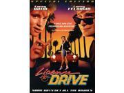 License to Drive 9SIA17P3EK9460