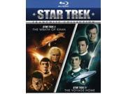 Star Trek 2: the Wrath of Khan/Star Trek 4: Voyage 9SIV0UN5W93523