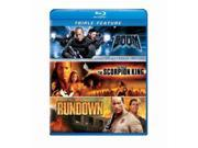 Doom/Scorpion King/Rundown 9SIA17P3KD4818