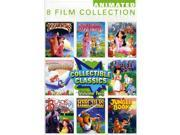 Collectible Classics: Animated 8 Film Collection, Vol. 2 [2 Discs]