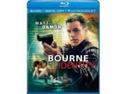 The Bourne Identity [Includes Digital Copy] [Ultraviolet] [Blu-Ray] 9SIAA763US6717