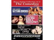 Three classic comedies by celebrated director Henry Jaglom: Sitting Ducks, about two petty criminals who steal a load of cash from the mob and make a run for Miami, picking up a few unexpected guests along the way;  Can She Bake a Cherry Pie, in which a divorced woman strikes up an unlikely romance with a man she meets at a New York City cafT; New Year???€?s Day: Time to Move On, in which a divorced man moves into a New York apartment on New Year???€?s Eve only to find that it???€?s previous tenants three young women are still living there