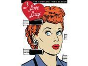 I Love Lucy: the Complete Third Season [5 Discs] 9SIAA765821664